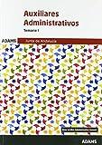 Temario I Auxiliares Administrativos Junta de Andalucía